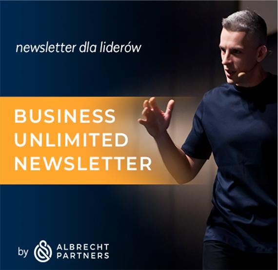 Newsletter dla liderów