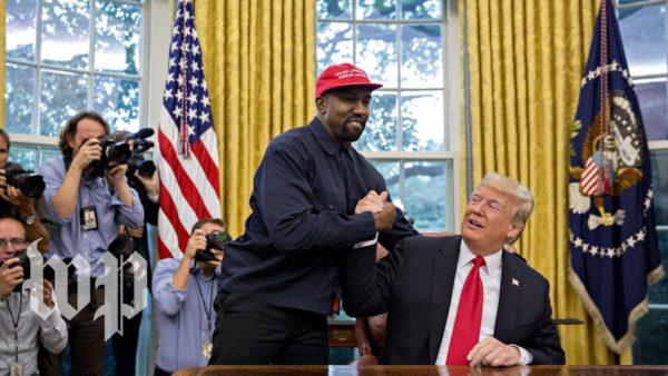Kanye & Trump